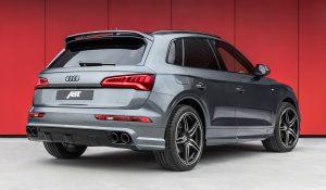 Audi Q5 ограниченной серии ABT Edition