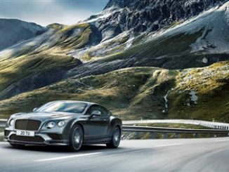 New Continental Supersports