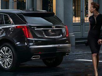 Комплектации Cadillac XT5