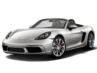 718 Boxster S 2.5 AT